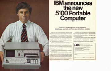 ジョンタイター、IBM5100