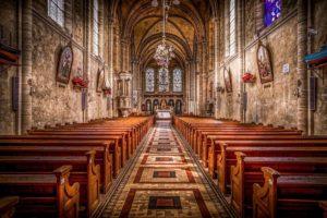 教会、キリスト教