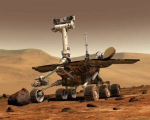 火星、探査機、Curiosity、Oppotunity
