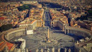 バチカン市国、ローマ教皇