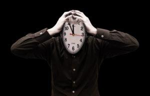 体内時計、25時間、間違い、実験、理由、個人差