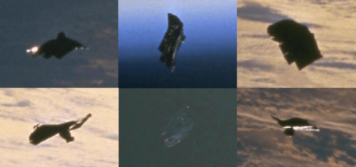 NASA、ブラックナイト衛星、ブラックナイトサテライト、STS088、STS088-724、スペースデブリ